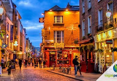 empresas de tecnologia contratando na Irlanda