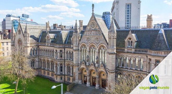 bolsas de estudo em Nottingham