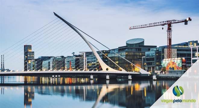 viagens ao exterior na Irlanda