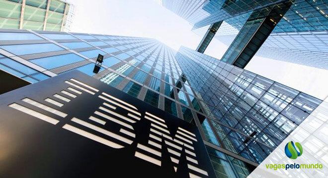 vagas na IBM na Europa