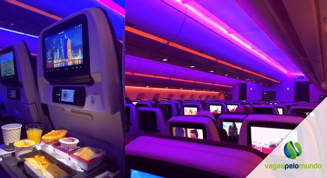 melhor companhia aerea do mundo em 2021