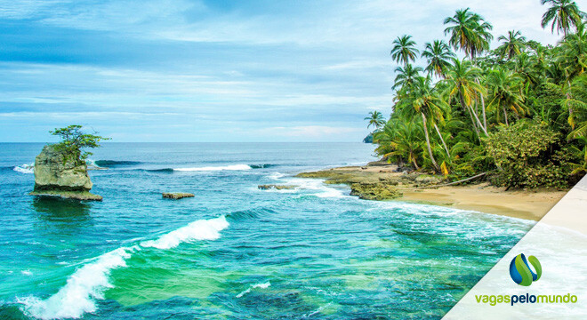 vagas na Costa Rica