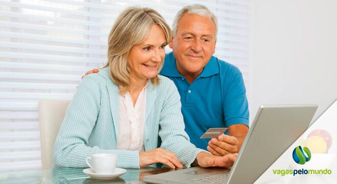 aposentados residentes no exterior