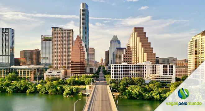 vagas em Austin