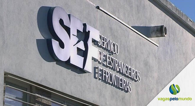 SEF Portugal abre vagas