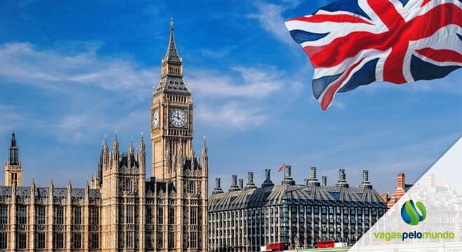 empregos em alta no Reino Unido