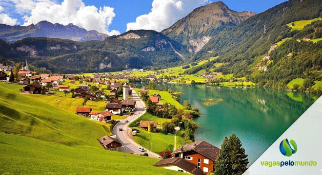 viajar para a Suíça