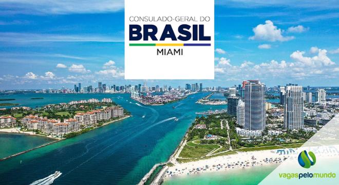 consulado do Brasil em Miami