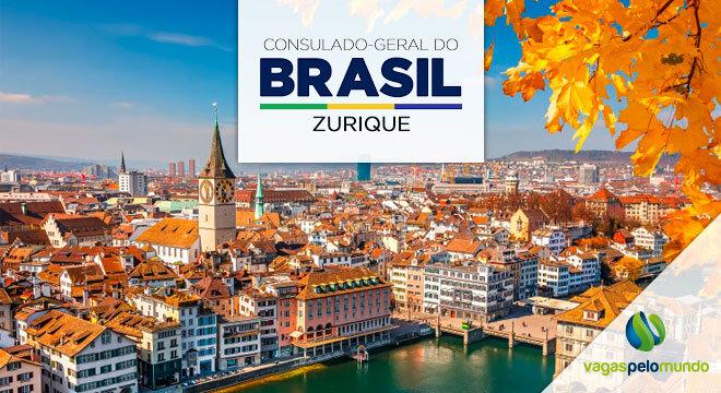 Consulado do Brasil em Zurique