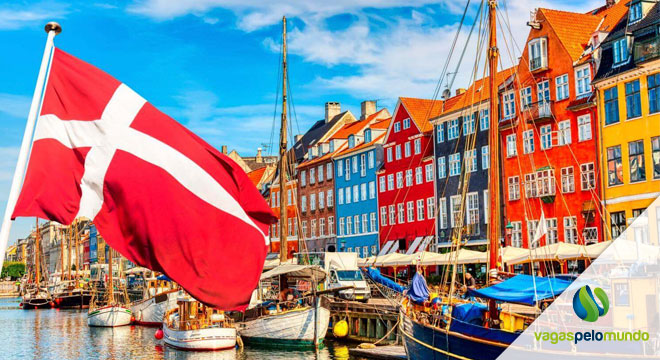 oportunidades de emprego na Dinamarca