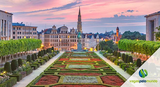 trabalhar na Bélgica