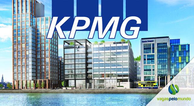 vagas na KPMG em Dublin